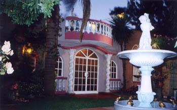 Salones de eventos for El jardin de mis suenos